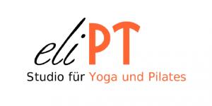 Logo eliPT Studio für Yoga und Pilates