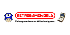 Logo Retrogameworld