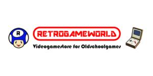 Logo Retrogameworld